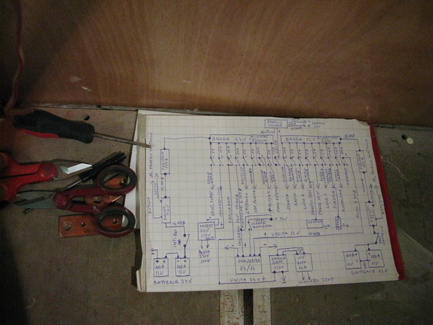 Schema Elettrico Gradino Camper : Impianto elettrico u stepsover