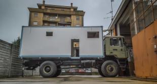 Quanto costa costruire il proprio camper 4×4? (Expedition Truck)