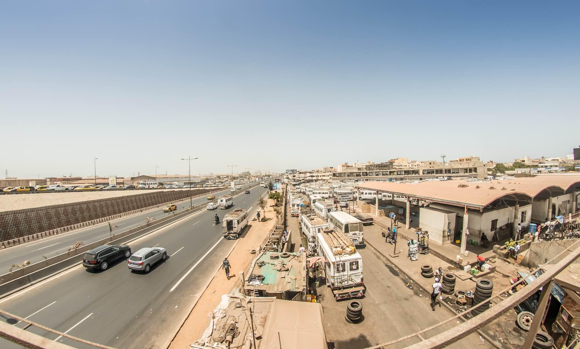 Dakar grimaldi ferry