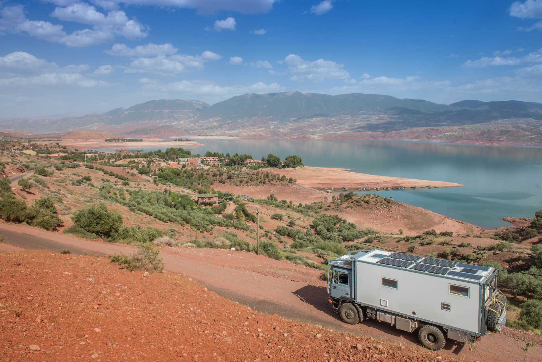 Lago-bin-el-ouidane