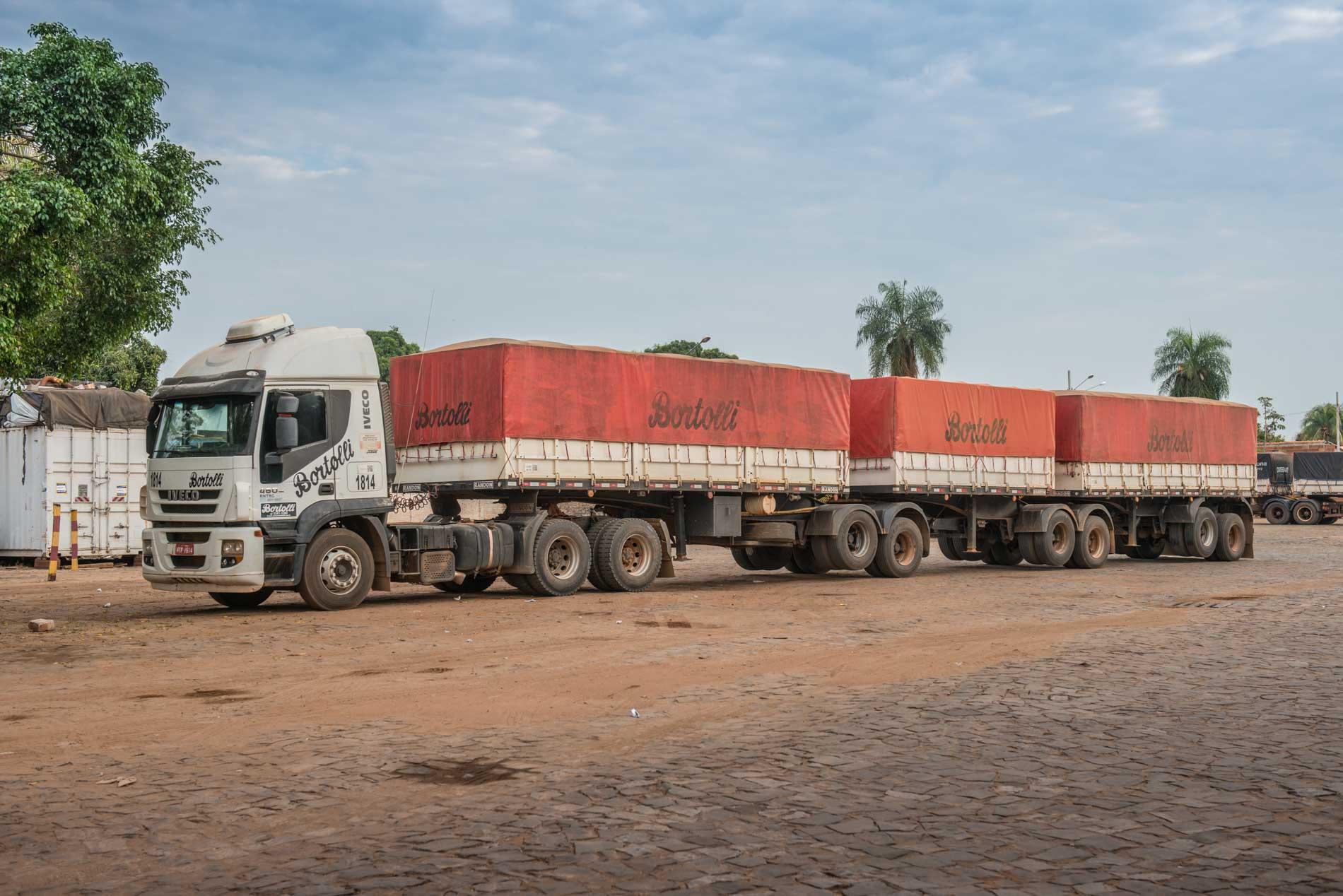 truck- brasile