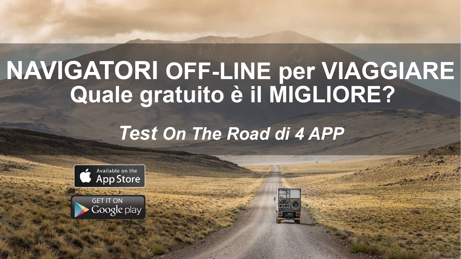 Off-line navigators to travel, which free is the best